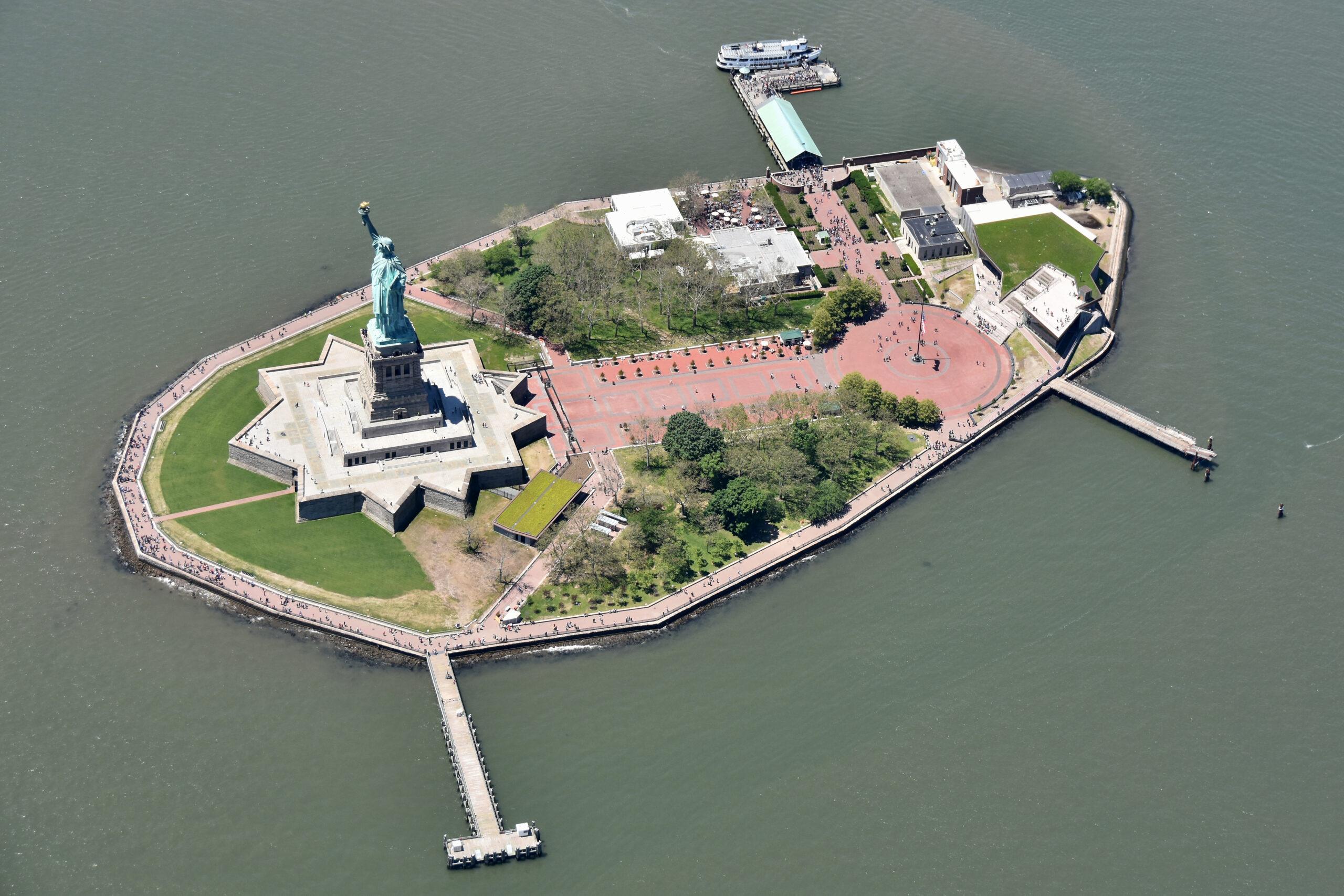 Visit Statue Of Liberty Ellis Island